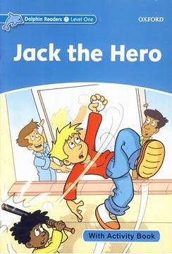 تصویر Dolphin Readers. Level 1: Jack the Hero