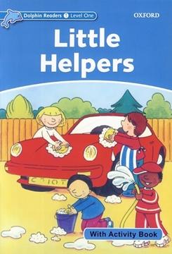 تصویر Dolphin Readers. Level 1: Little Helpers