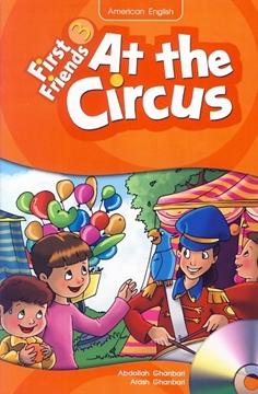 تصویر At the Circus+CD