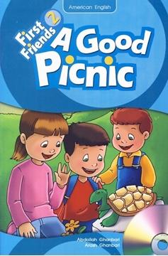 تصویر A Good Picnic+CD