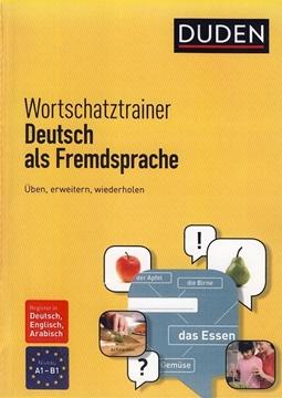 تصویر Wortschatztrainer A1-B1