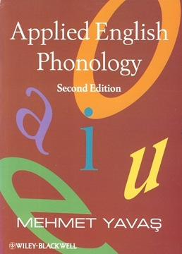 تصویر Applied English Phonology 2nd Edition