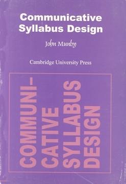 تصویر Communicative Syllabus Design