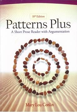 تصویر Patterns plus: A Short Prose Reader with Argumentation