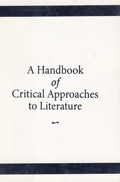 تصویر A Handbook of Critical Approaches to Literature