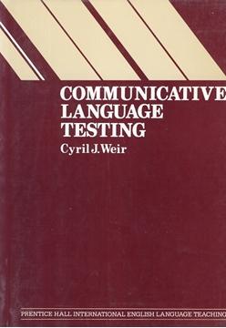 تصویر Communicative Language Testing
