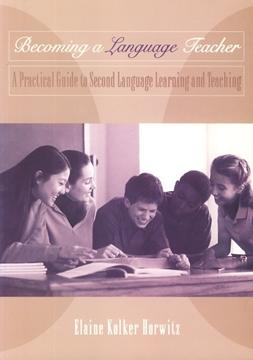 تصویر Becoming a Language Teacher