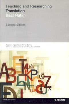 تصویر Teaching and Researching  Translation -Second Edition
