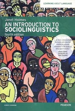 تصویر An Introduction to Sociolinguistics 4th Edition