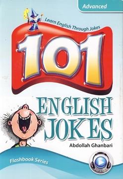 تصویر 101English Jokes Advanced