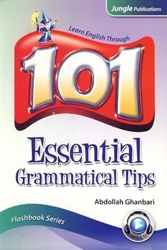 تصویر 101Essential Grammatical Tips
