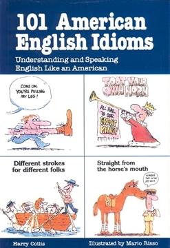 تصویر 101American English Idioms