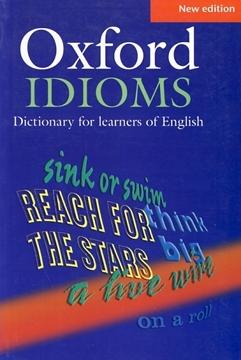 تصویر Oxford Dictionary of English Idioms