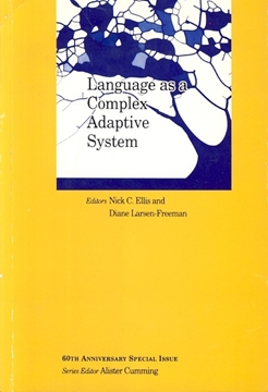 تصویر Language as a Complex Adaptive System