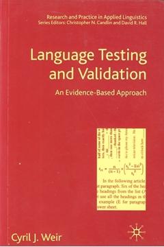 تصویر Language Testing and Validation