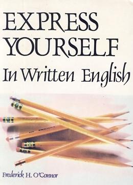 تصویر Express Yourself in Written English