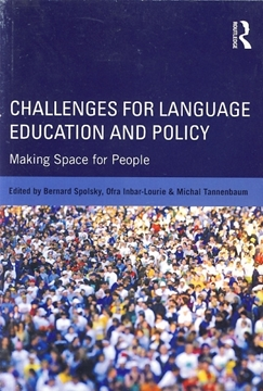 تصویر Challenges for Language Education and Policy