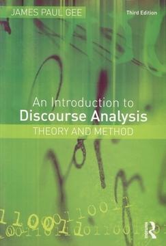 تصویر An Introduction to Discourse Analysis: Theory and Method
