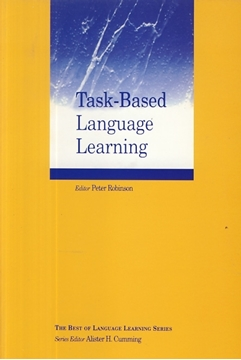 تصویر Task-Based Language Learning