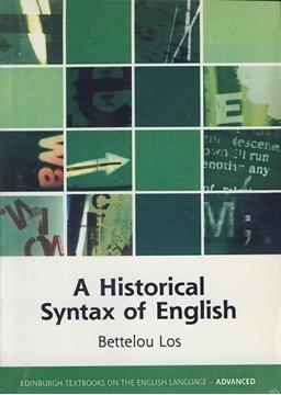 تصویر A Historical Syntax of English