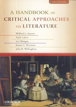 تصویر A handbook of critical approaches to literature 6th edition