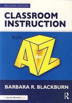 تصویر Classroom Instruction From A to Z